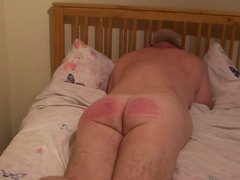 100 Strokes vidz of the  super Cane for Old Fat Guy