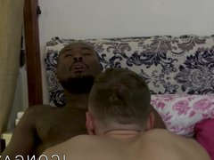Jock Troy vidz Accola stretched  super with interracial anal insertion