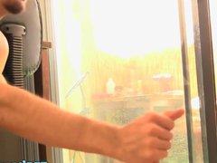 Marcus Rivers vidz and Rim  super Shot in blowjob and handjob action