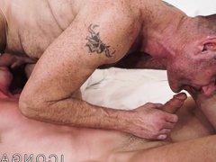 Burly masseur vidz D Arclyte  super forms 69 before fucking homo