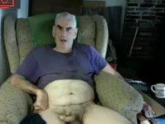 grandpa jerking vidz off