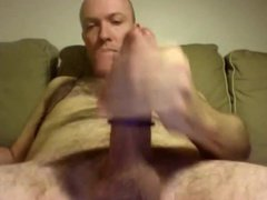 Playing with vidz cock ring  super 100918