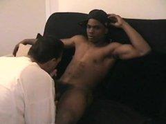 10 Inches vidz Of Black  super Straight Boy Cock