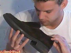 Feet tickling vidz and balls  super massage with blonde twink