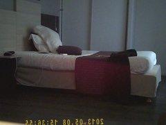 Hidden cam vidz in hotel