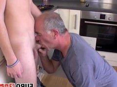Euro twink vidz gets sucked  super off by a mature balding pervert
