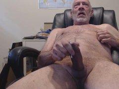 Masturbating big vidz uncut cock