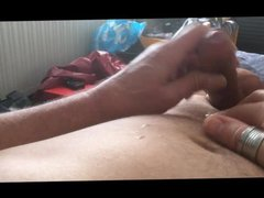Playing with vidz submissive guy  super Part 3