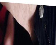 cum in vidz black and  super red lingerie of wife's perv husband