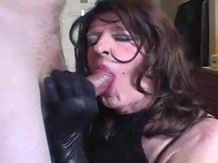 CD gets vidz a facial  super blast of hot cum