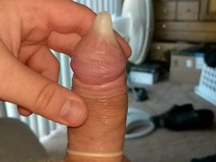 Condom cum vidz slow motion