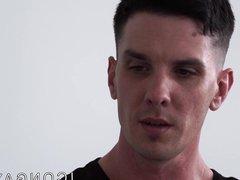Inked homo vidz Michael Stax  super eats ass before anal pounding