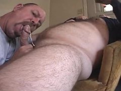 Bear sucking vidz a nice  super cock