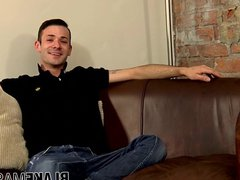 Solo dick vidz stroking with  super an alluring tattooed stud