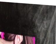 Lily Collins vidz Face Painting  super Cum Tribute 2