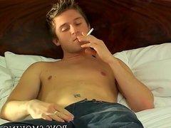Smoking deviant vidz London Lane  super solo masturbation session