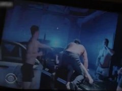 Male Celeb vidz Channing Tatum,  super Joe Manganiello & Adam Rodriguez Shirtless Video