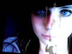 cumtribute - vidz cute blue  super eyed teen #6