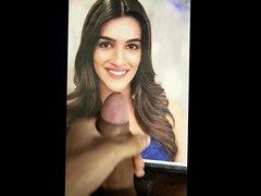 Kriti Sanon vidz Cum Tribute  super #5