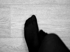 Crossdresser showed vidz dick, ass  super and feet