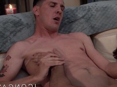 Bearded homo vidz anally fucked  super by his big dicked lover