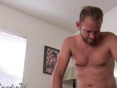 Gay pervert vidz takes it  super in the ass and receives cum in mouth