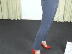 Tight flared vidz leggings