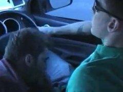 Blow Job vidz In The  super Car