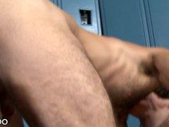 Locker Room vidz anal sex
