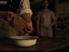 Male celebrity vidz Adam Nagaitis  super nude ass video