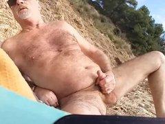 je me vidz branle sur  super la plage