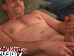 Nipple pierced vidz mature thug  super makes himself blast out a load
