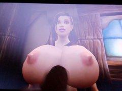WoW Tribute vidz - Riyka's  super Huge Titties