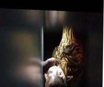 He sucks vidz my cock  super thru the gloryhole, using a light (Part 1)