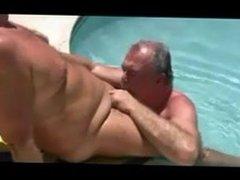 Grandpa Bears vidz Fuck Pool  super Side