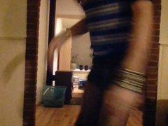 Is this vidz skirt too  super short?