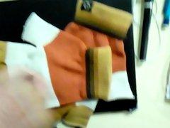 Kocalos - vidz Cumshots on  super my half gloves