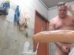 Curvy White vidz Butt JoeyD  super Outdoor Toying