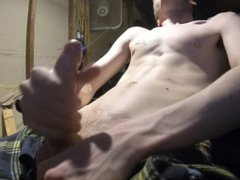 VERBAL TEEN vidz ANONYMOUS -  super HOT CUMSHOT BIG DICK