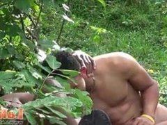 Ethnic hunks vidz with chiseled  super bods go gay in the wild
