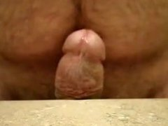 curved thick vidz horny small  super dick hump on counter top huge head