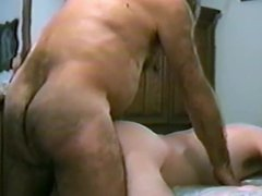 whore son vidz bareback fucked  super by hairy ass daddy