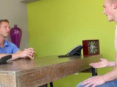 Homo office vidz sex -  super Bareback - Jackson Cooper and Rod Peterson