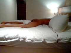 Bedroom pillow vidz humping and  super cumming