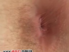 Skinny euro vidz twink is  super solo masturbating for an audition