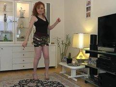 MILF Erotic vidz Dancing