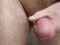 Playing with vidz my dick  super at work