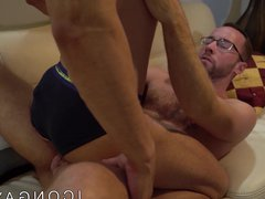 Muscular gays vidz Alex Hawk  super and Lucas Leon passionately ass fuck