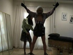 2-28-2019 Ronni vidz is Strung-Up  super and Tormented by The Stephanies