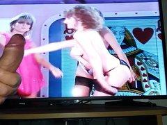 tribute for vidz strip woman